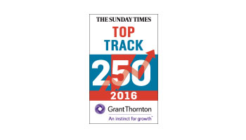 The Sunday Times Top Track 250 2016